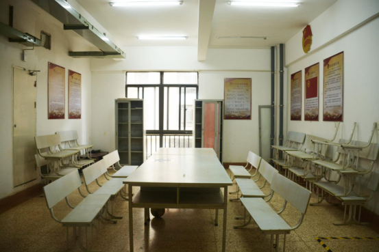 校团委在学生宿舍园区增建团员活动室