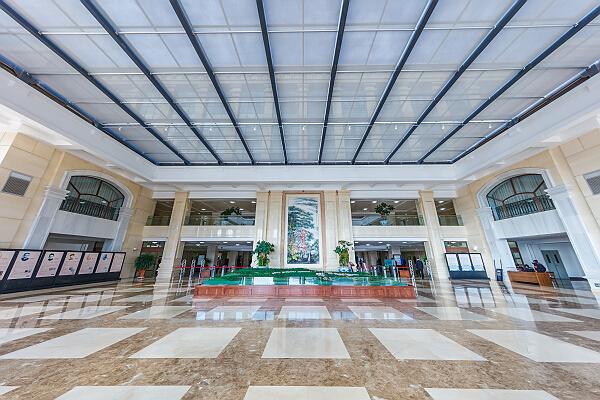 云南大学呈贡校区图书馆建设工程荣获2016~2017年度中国建设工程鲁班