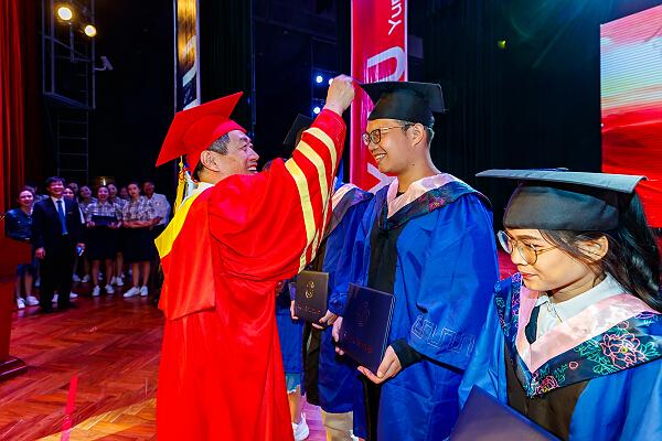 云南大学2019届毕业典礼隆重举行